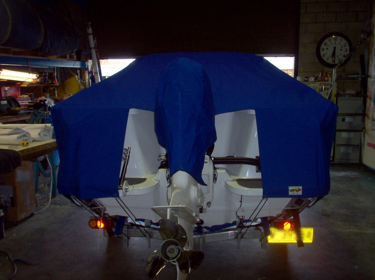 Boat Cover 01